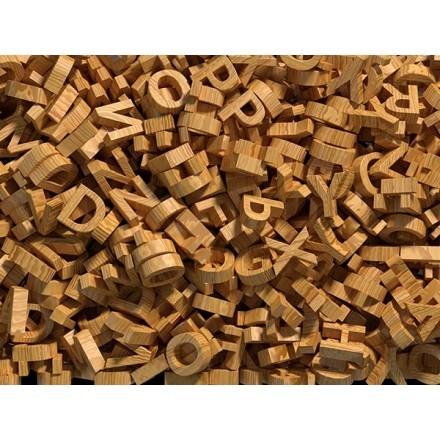 Ξύλινο αλφάβητο