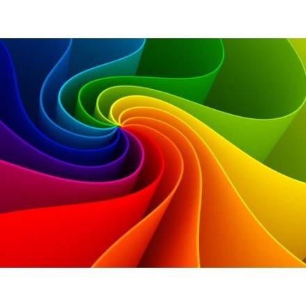 3d πολύχρωμο φόντο