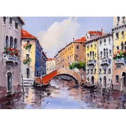 Ελαιογραφία Βενετίας