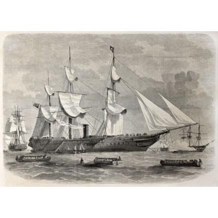 Αγγλικά στρατεύματα σε πλοία
