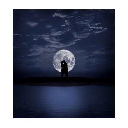 Ζευγάρι στη νύχτα