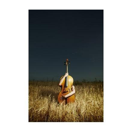 Γυναίκα με βιολοντσέλο