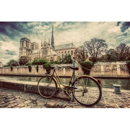 Ρετρό ποδήλατο
