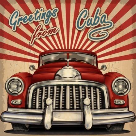 Αυτοκίνητο ρετρό, Κούβα