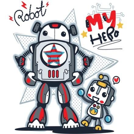Το ρομπότ, ο ήρωάς μου