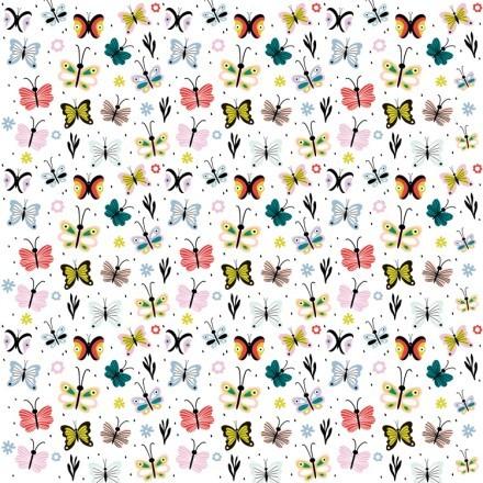 Πολύχρωμες Πεταλούδες