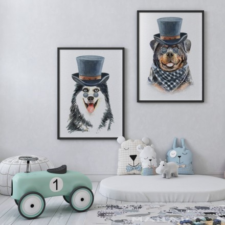Πορτρέτα Σκύλων
