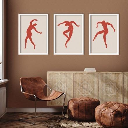 Χορευτικές κινήσεις