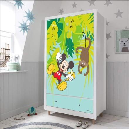 Monkey & Mickey
