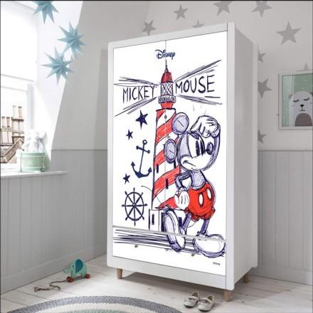 Lighthouse & Mickey