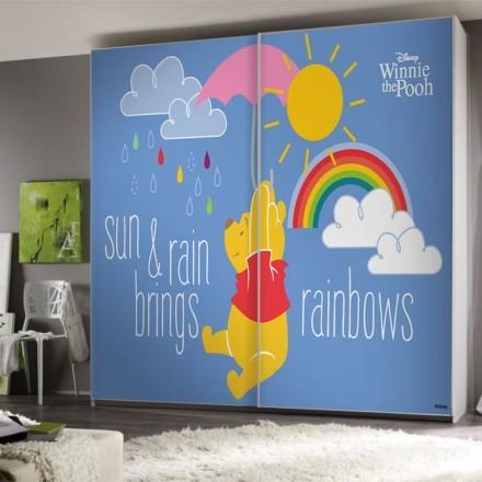 Sun & Rain, Winnie The Pooh
