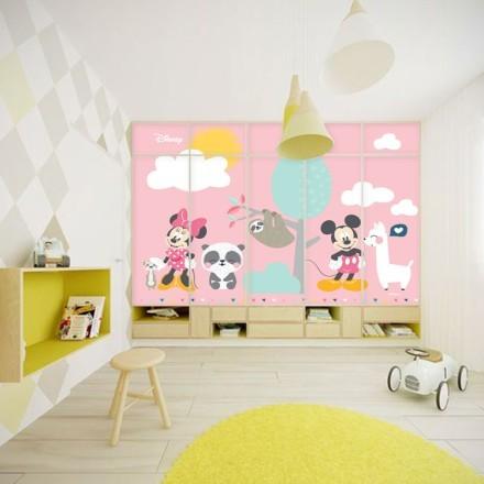 O Mickey και η Minnie στην εξοχή