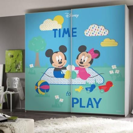 Ώρα για παιχνίδι, Mickey και Minnie