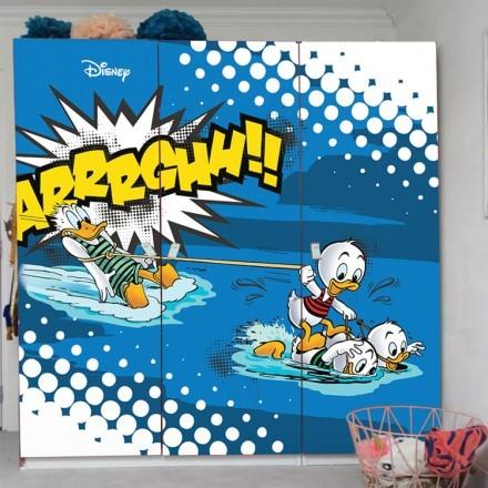 ARRRGHH! Donald Duck