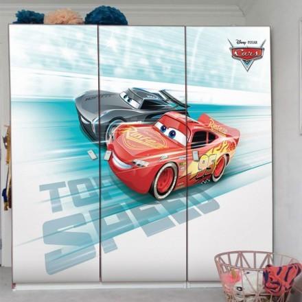 Top Speed, McQueen!