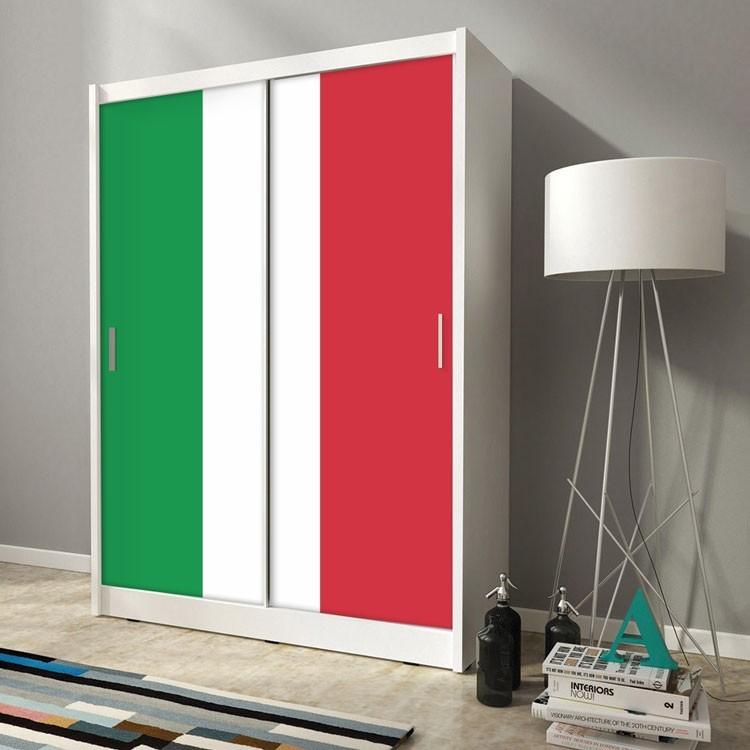 Αυτοκόλλητο Ντουλάπας Ιταλία