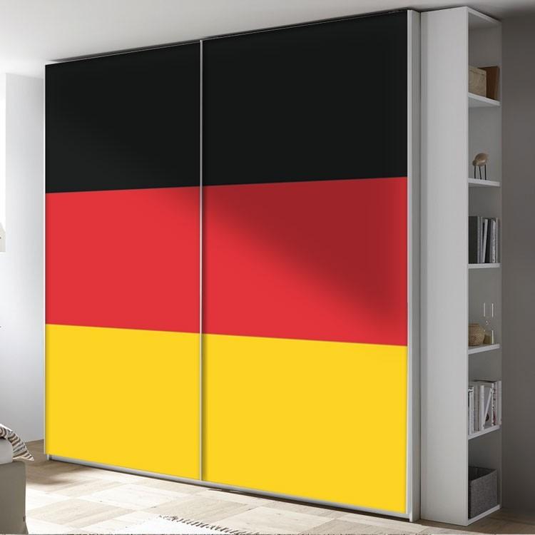 Αυτοκόλλητο Ντουλάπας Γερμανία