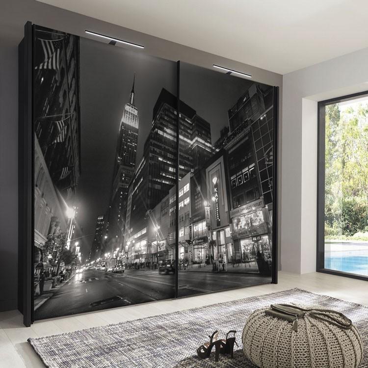 Αυτοκόλλητο Ντουλάπας Κτίριο Empire state, Νέα Υόρκη