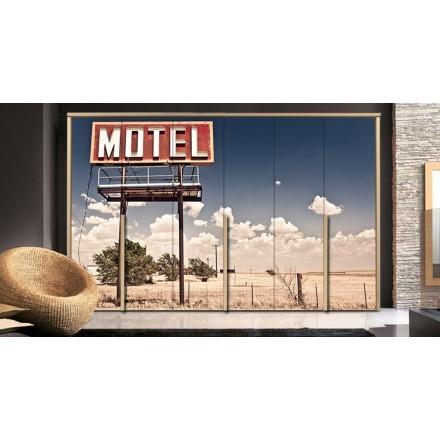 Πινακίδα μοτέλ, Αριζόνα