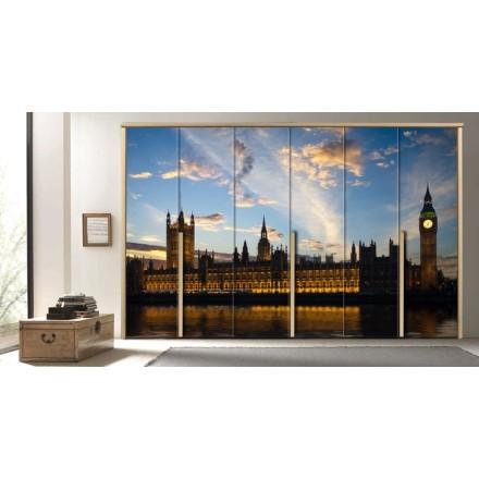 Τα κτίρια του κοινοβουλίου, Λονδίνο