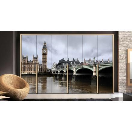 Η γέφυρα Westminster με το Big Ben