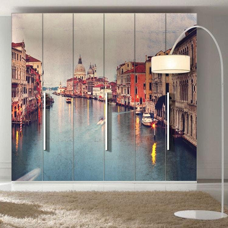 Αυτοκόλλητο Ντουλάπας Βενετία, Ιταλία