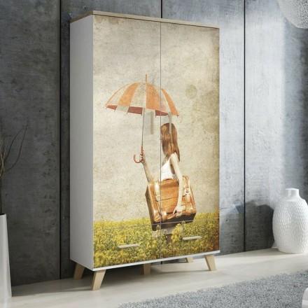 Βόλτα με ομπρέλα