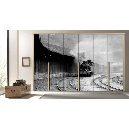 Ατμοκίνητο τραίνο, Βαυαρία