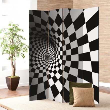 3D σπειροειδής σκακιέρα