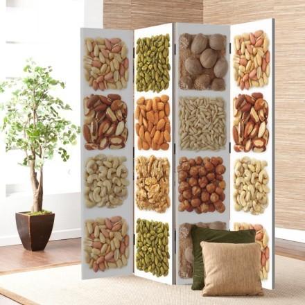 Διάφορα είδη ξηρών καρπών