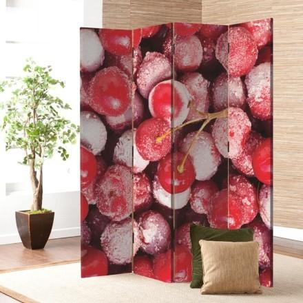 Παγωμένα κόκκινα κεράσια