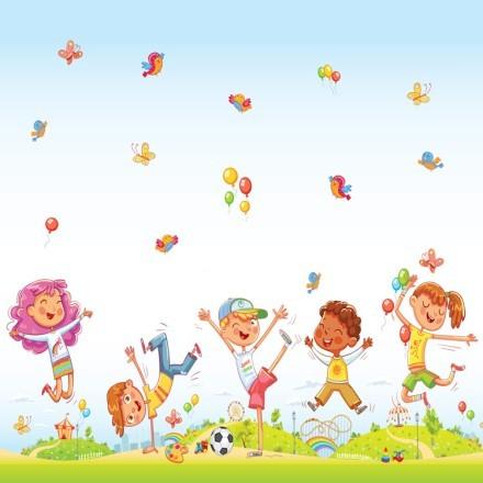 Χαρούμενα Παιδάκια