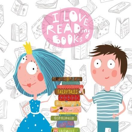 Αγαπώ Να Διαβάζω Βιβλία