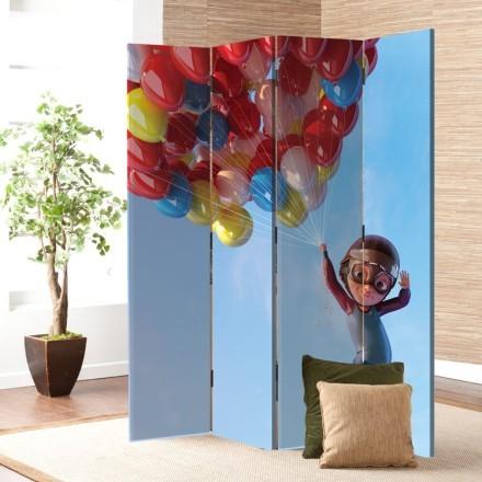 Πετάω Με Μπαλόνια
