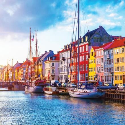 Κανάλι στη Κοπεγχάγη