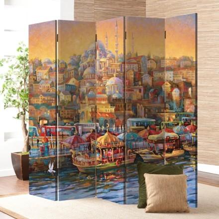 Ελαιογραφία Κωνσταντινούπολης