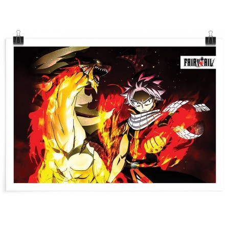 Son of Flame Dragon, Natsu Dragneel - Fairy Tail