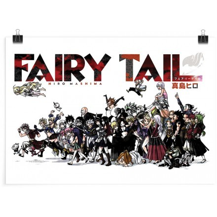 Fairy Tail characters