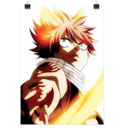 Natsu the Fire Dragon King - Fairy Tail