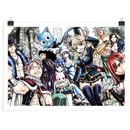 All Characters - Fairy Tail