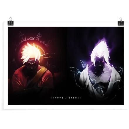 Naruto/Sasuke dark - Naruto & Boruto