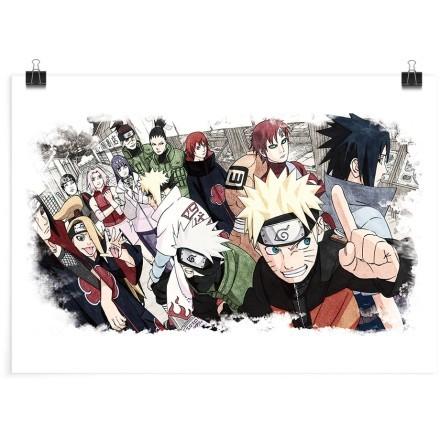 Naruto heroes - Naruto & Boruto