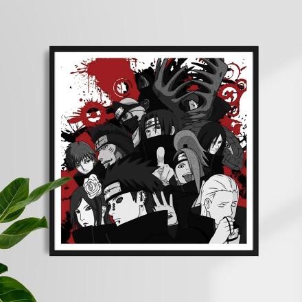 Akatsuki members - Naruto & Boruto