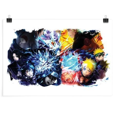 Fight - Naruto & Boruto