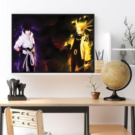 Sasuke & Naruto - Naruto & Boruto