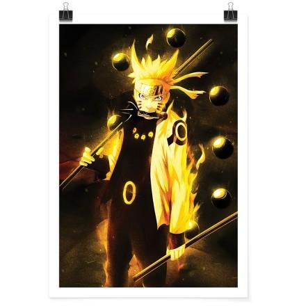 Naruto ready to fight - Naruto & Boruto