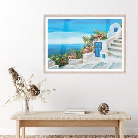 Πανέμορφο ελληνικό τοπίο