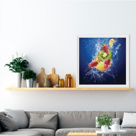 Φρούτα στο νερό