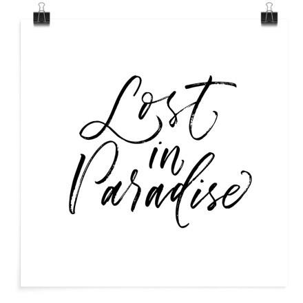 Χαμένος στον παράδεισο