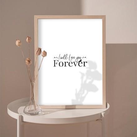 Θα σε αγαπώ για πάντα!